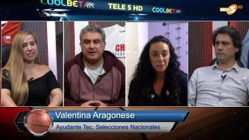 Spacing Basket Invitados Valentina Aragonese y Daniel Arcos 53-25 screenshot
