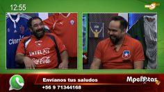 MPelotas La Previa_ Chile vs Argentina Copa América 25-37 screenshot