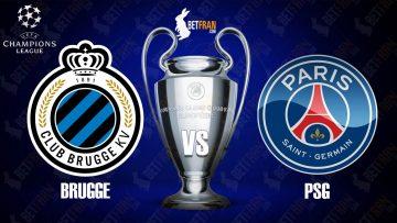 Brugge vs Paris Saint-Germain