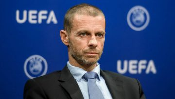 CEFERIN UEFA