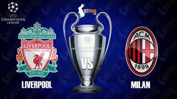 LIVERPOOL VS MILAN